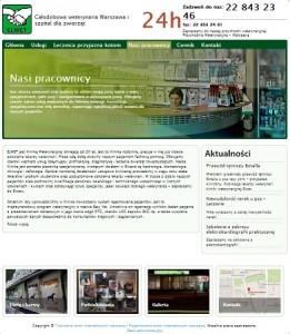 strona internetowa elwet warszawa